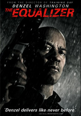 Rent The Equalizer on DVD
