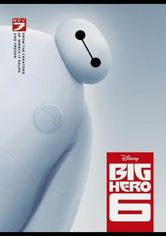 Rent Big Hero 6 on DVD