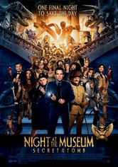 Rent Night at the Museum: Secret of the Tomb on DVD
