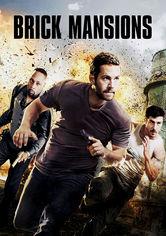 Rent Brick Mansions on DVD