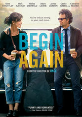 Rent Begin Again on DVD