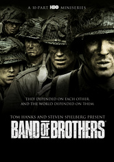 Rent Band of Brothers on DVD