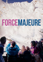 Rent Force Majeure on DVD