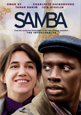 Rent Samba on DVD