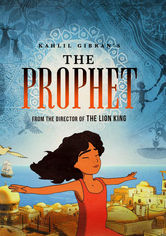 Rent Kahlil Gibran's The Prophet on DVD