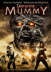 Rent Day of the Mummy on DVD