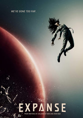 Rent The Expanse on DVD
