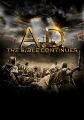 Rent A.D. The Bible Continues on DVD