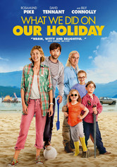 Rent What We Did on Our Holiday on DVD