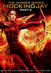 Rent The Hunger Games: Mockingjay - Part 2 on DVD