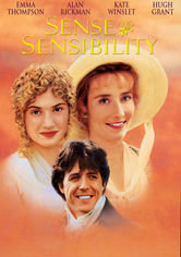 Rent Sense and Sensibility on DVD