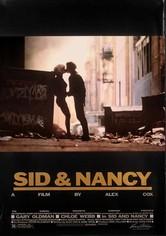 Rent Sid & Nancy on DVD