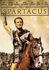 Rent Spartacus on DVD