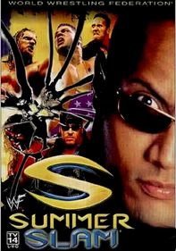 WWE: SummerSlam 2000