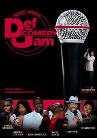 Def Comedy Jam: Vol. 1