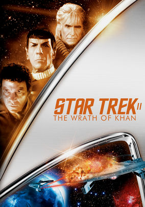 Rent Star Trek II: The Wrath of Khan on DVD
