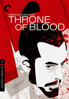 Rent Throne of Blood on DVD