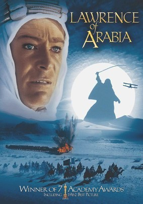 Rent Lawrence of Arabia on DVD