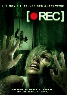 Rent [REC] on DVD