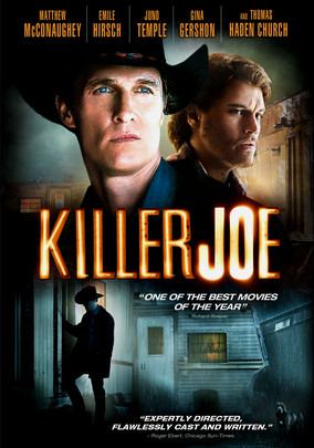 Rent Killer Joe on DVD