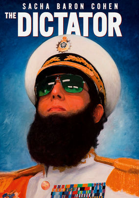 Rent The Dictator on DVD