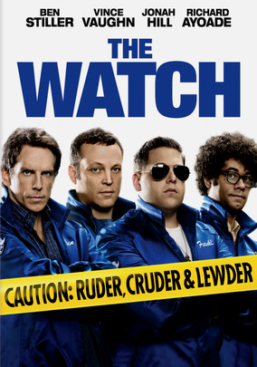 Rent The Watch on DVD