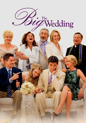 Rent The Big Wedding on DVD