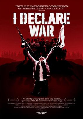 Rent I Declare War on DVD