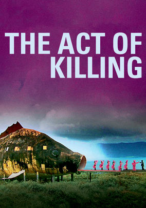 Rent The Act of Killing on DVD