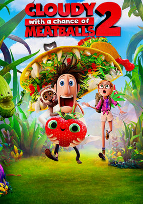 Rent Cloudy with a Chance of Meatballs 2 on DVD