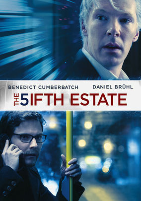 Rent The Fifth Estate on DVD
