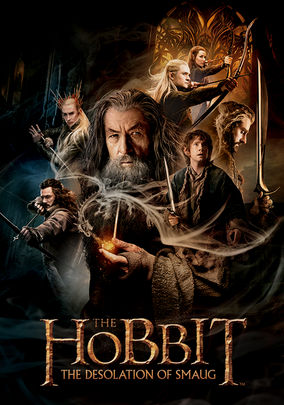 Rent The Hobbit: The Desolation of Smaug on DVD