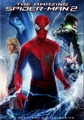 Rent The Amazing Spider-Man 2 on DVD