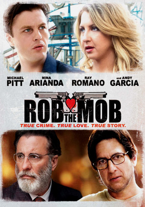 Rent Rob the Mob on DVD