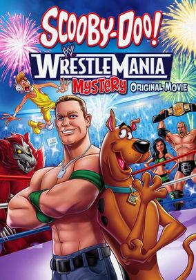 Rent Scooby-Doo! Wrestlemania Mystery on DVD
