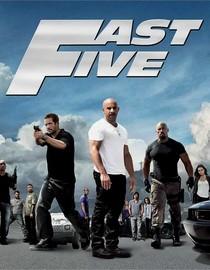 Fast Five iPad Movie