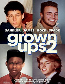 Grown Ups 2 Free Movie for iPad