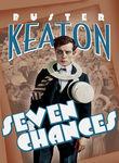 Seven Chances (1925) poster