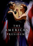 The American President (1995) Box Art