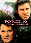 Force 10 from Navarone (1978) Box Art