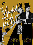 Awful Truth (1937) poster