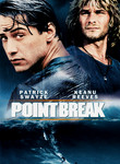 Point Break (1991) Box Art