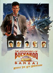 Adventures of Buckaroo Banzai Across the 8th Dimension poster