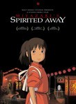 Spirited Away (2001) box art