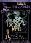 Foolish Wives box art