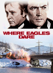 Where Eagles Dare (1969) box art