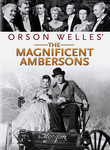 The Magnificent Ambersons (1942) Box Art