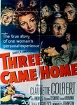 Three Came Home (1950) box art