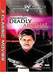Charles Bronson's Deadly Arsenal Triple Feature