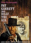 Pat Garrett and Billy the Kid poster